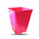 Pot de culture 3 litres rose