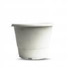 Pot de culture - blanc - 2.8 litres